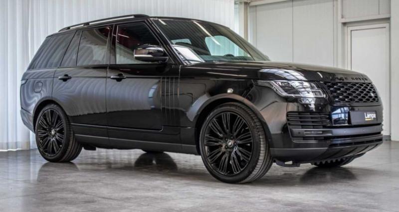 Land rover Range Rover Vogue SDV6 Full Black Pack Trekhaak Privacy Noir occasion à Hooglede - Gits - photo n°6