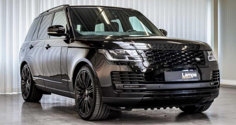 Land rover Range Rover Vogue SDV6 Full Black Pack Trekhaak Privacy Noir occasion à Hooglede - Gits - photo n°5