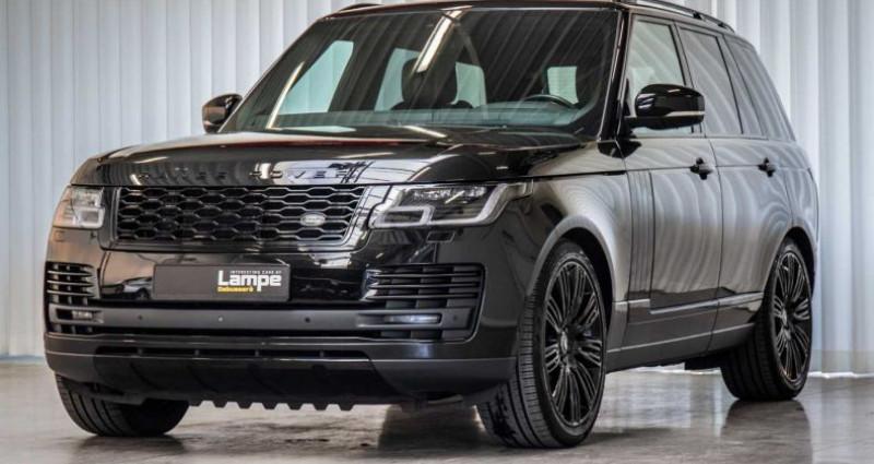 Land rover Range Rover Vogue SDV6 Full Black Pack Trekhaak Privacy Noir occasion à Hooglede - Gits - photo n°3