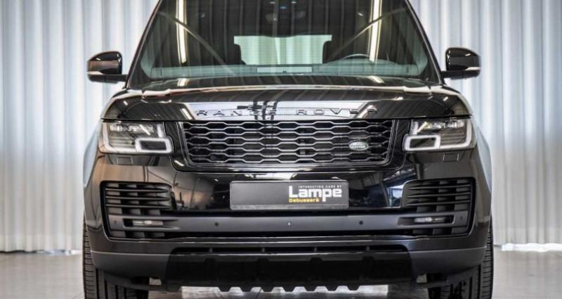 Land rover Range Rover Vogue SDV6 Full Black Pack Trekhaak Privacy Noir occasion à Hooglede - Gits - photo n°2