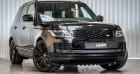 Land rover Range Rover Vogue SDV6 Full Black Pack Trekhaak Privacy Noir à Hooglede - Gits 88