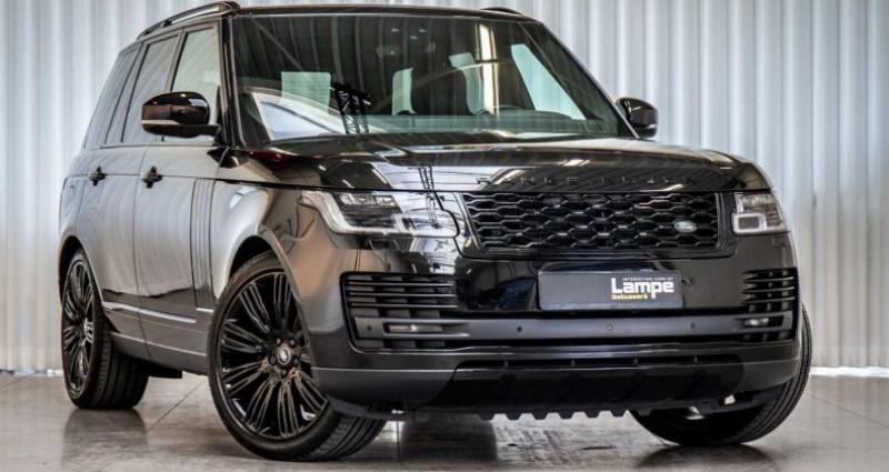 Land rover Range Rover Vogue SDV6 Full Black Pack Trekhaak Privacy Noir occasion à Hooglede - Gits