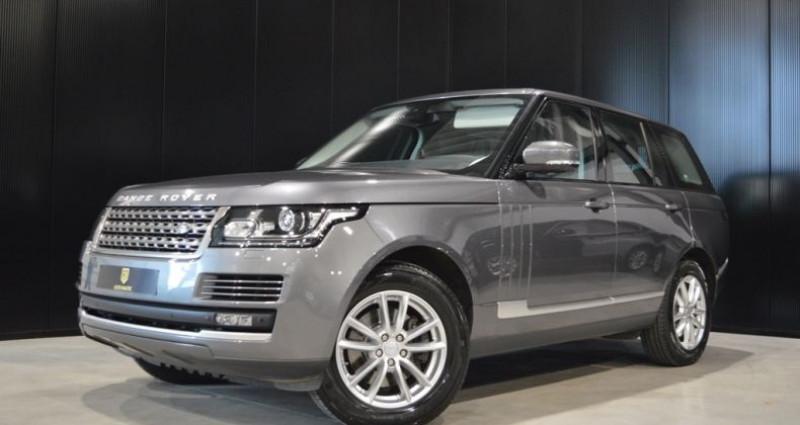 Land rover Range Rover Vogue TDV6 3.0L 258 ch 1 MAIN !! Gris occasion à Lille