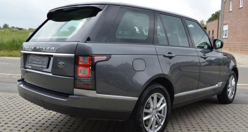 Land rover Range Rover Vogue TDV6 3.0L 258 ch 1 MAIN !! Gris occasion à Lille - photo n°2
