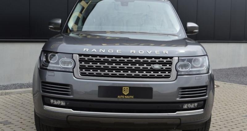 Land rover Range Rover Vogue TDV6 3.0L 258 ch 1 MAIN !! Gris occasion à Lille - photo n°3