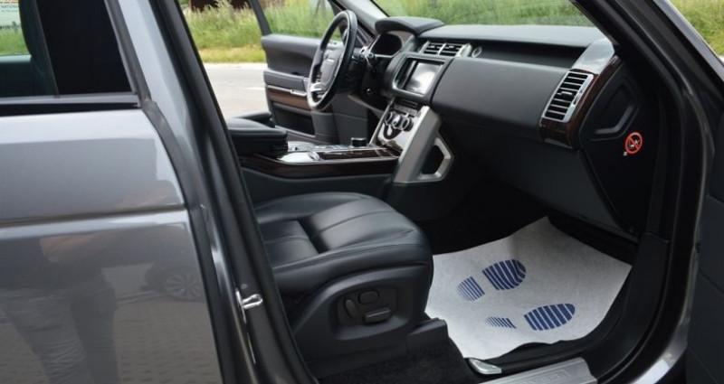 Land rover Range Rover Vogue TDV6 3.0L 258 ch 1 MAIN !! Gris occasion à Lille - photo n°6