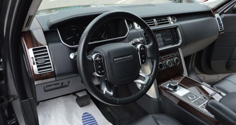 Land rover Range Rover Vogue TDV6 3.0L 258 ch 1 MAIN !! Gris occasion à Lille - photo n°7