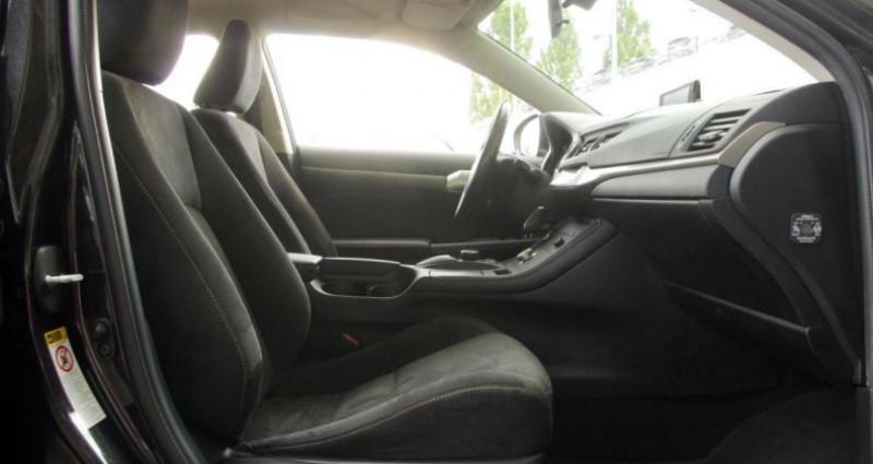Lexus CT 200h (2) Noir occasion à Chambourcy - photo n°3