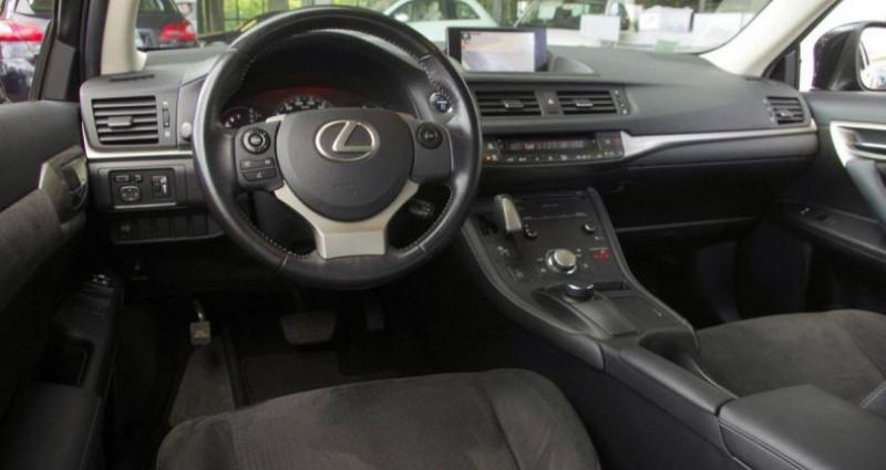 Lexus CT 200h (2) Noir occasion à Chambourcy - photo n°2