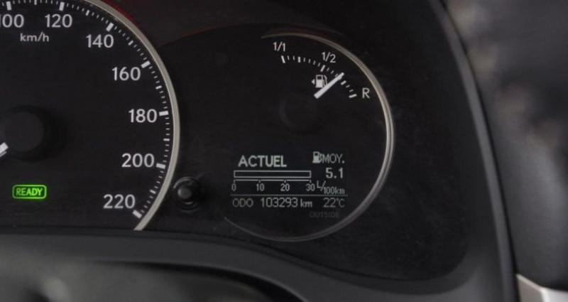 Lexus CT 200h (2) Noir occasion à Chambourcy - photo n°5