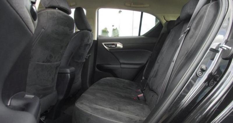 Lexus CT 200h (2) Noir occasion à Chambourcy - photo n°4