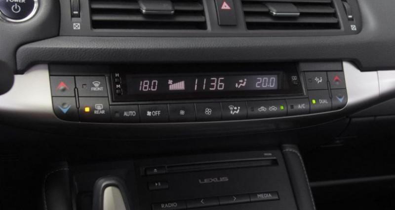 Lexus CT 200h (2) Noir occasion à Chambourcy - photo n°7