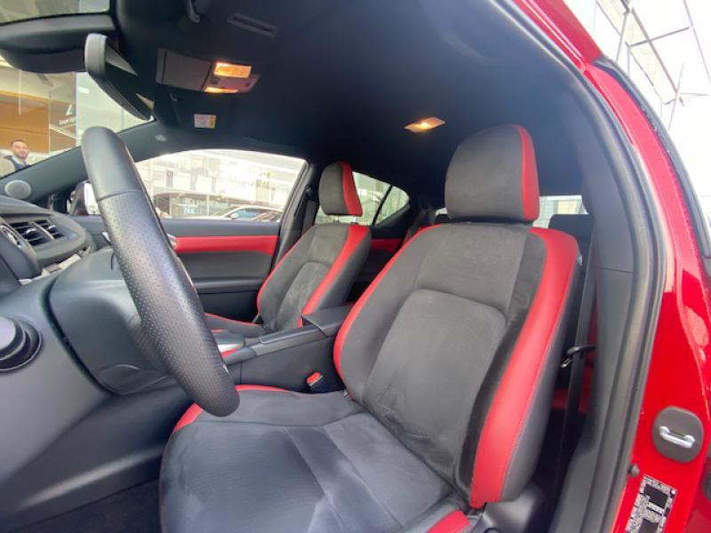 Lexus CT 200h F SPORT Euro6d-T Rouge occasion à Saint-Herblain - photo n°9