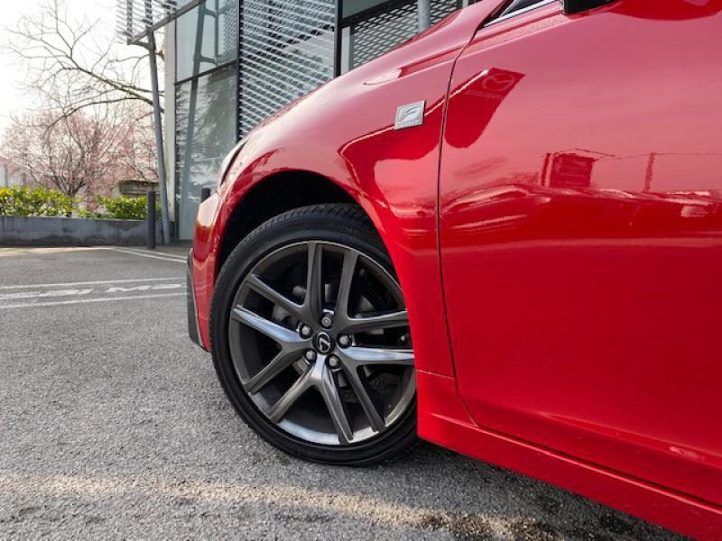 Lexus CT 200h F SPORT Euro6d-T Rouge occasion à Saint-Herblain - photo n°7