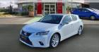 Lexus CT 200h Pack Blanc à Saintes 17