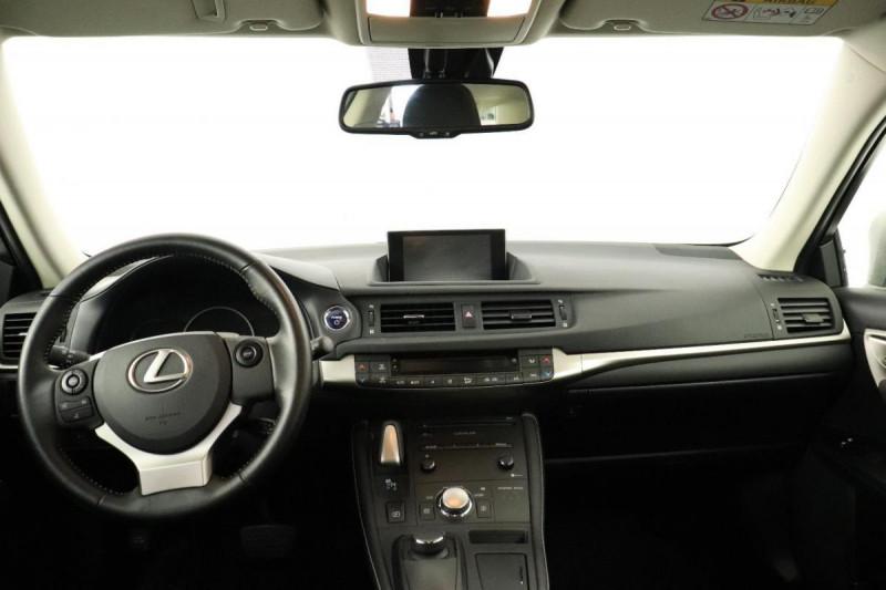 Lexus CT Business Argent occasion à La Garde - photo n°5