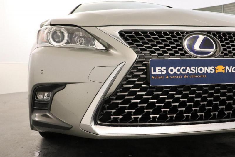 Lexus CT Business Argent occasion à La Garde - photo n°14