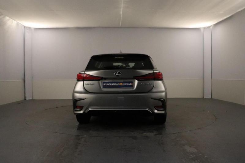 Lexus CT Business Argent occasion à La Garde - photo n°4