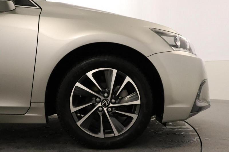 Lexus CT Business Argent occasion à La Garde - photo n°15