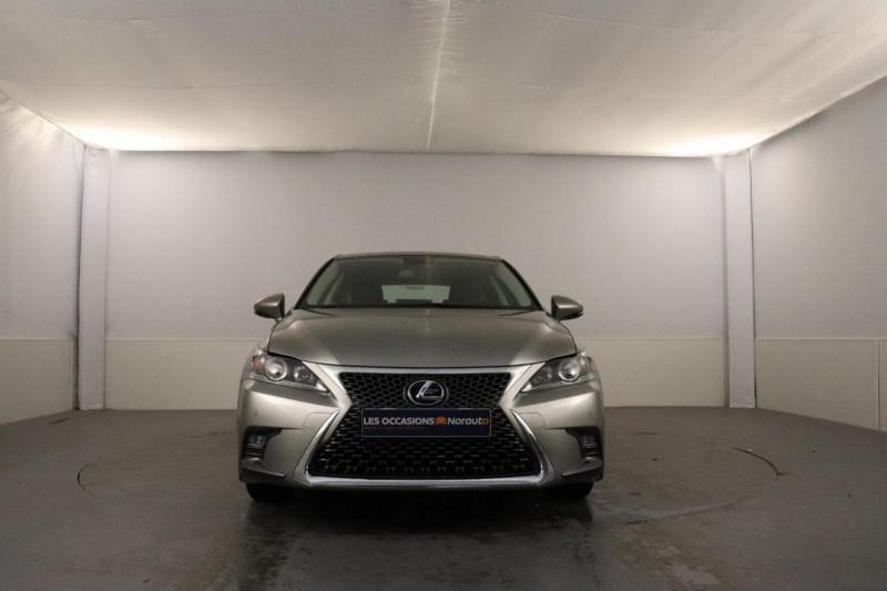 Lexus CT Business Argent occasion à La Garde - photo n°2