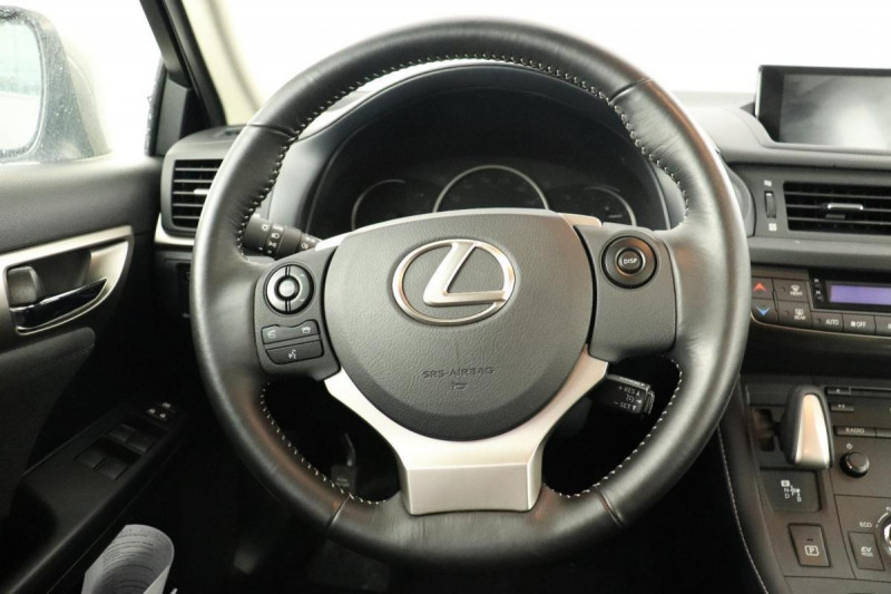 Lexus CT Business Argent occasion à La Garde - photo n°6