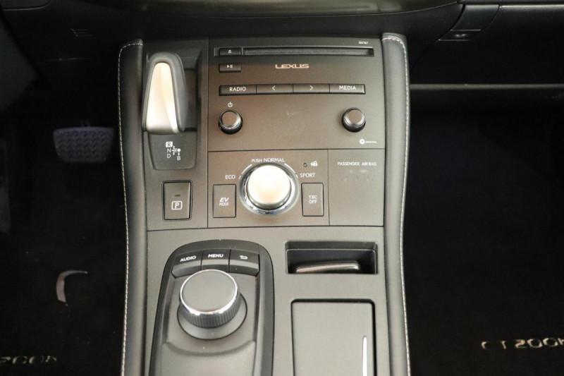 Lexus CT Business Argent occasion à La Garde - photo n°8