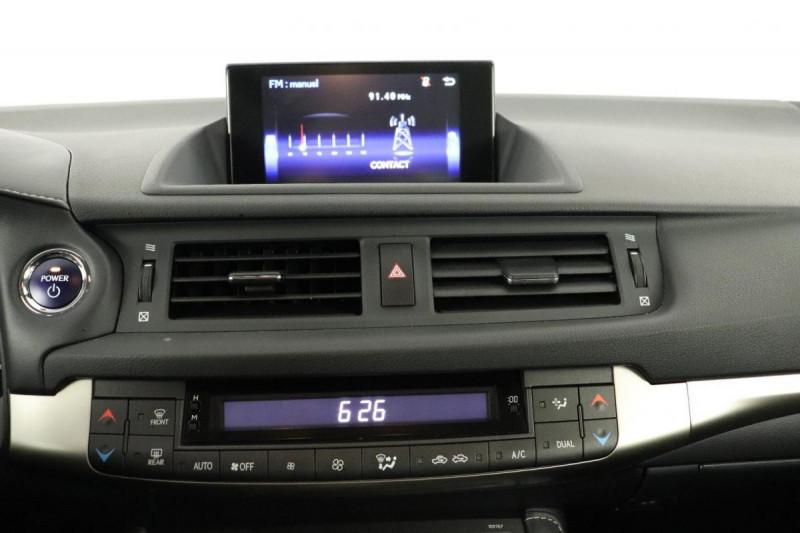 Lexus CT Business Argent occasion à La Garde - photo n°7