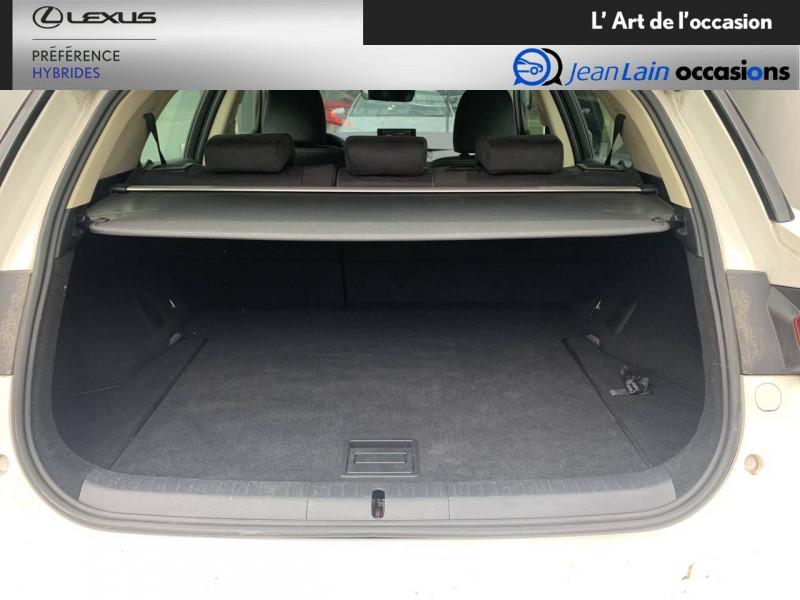 Lexus CT CT 200h Pack 5p Blanc occasion à Seyssinet-Pariset - photo n°10
