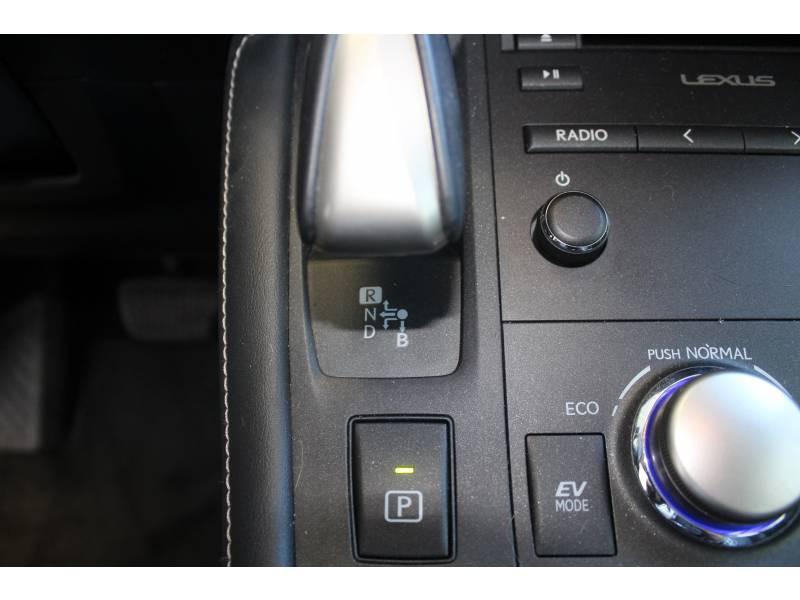 Lexus CT Luxe Gris occasion à Toulouse - photo n°11