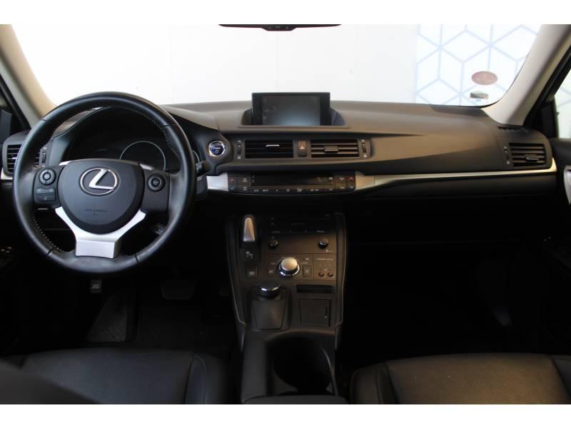 Lexus CT Luxe Gris occasion à Toulouse - photo n°18