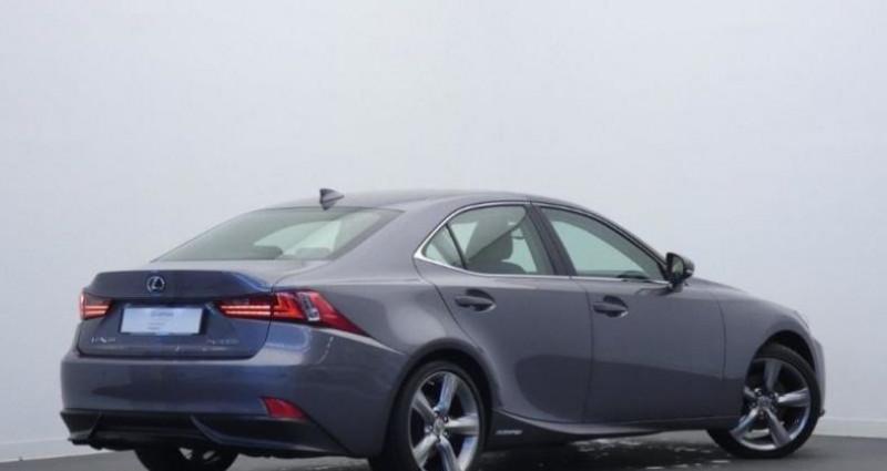 Lexus IS 300h Executive Gris occasion à Mouilleron Le Captif - photo n°2