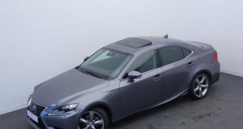 Lexus IS 300h Executive Gris occasion à Mouilleron Le Captif - photo n°4