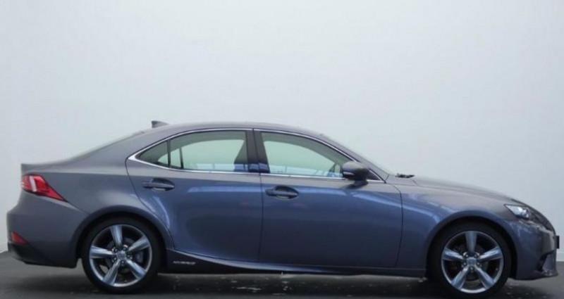Lexus IS 300h Executive Gris occasion à Mouilleron Le Captif - photo n°5