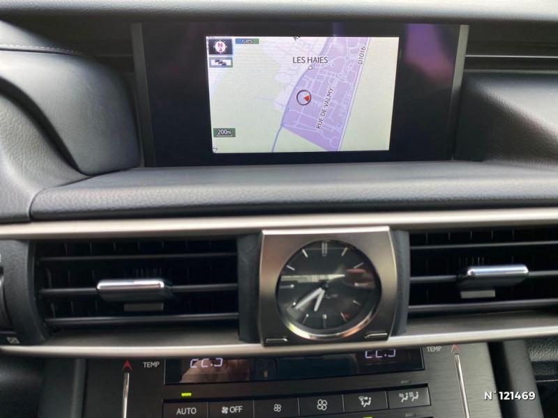 Lexus IS 300h Pack Business Gris occasion à Saint-Maximin - photo n°11