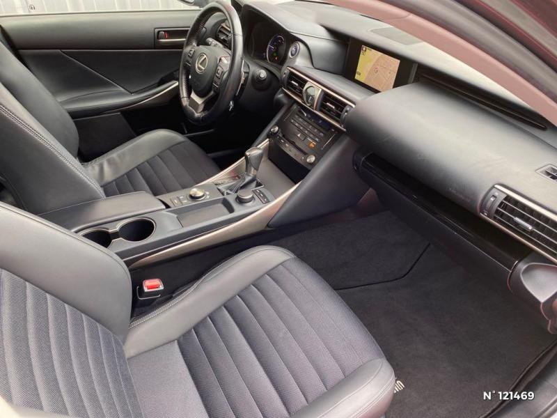 Lexus IS 300h Pack Business Gris occasion à Saint-Maximin - photo n°4