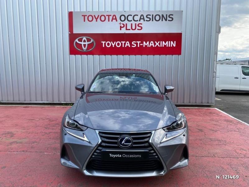 Lexus IS 300h Pack Business Gris occasion à Saint-Maximin - photo n°2