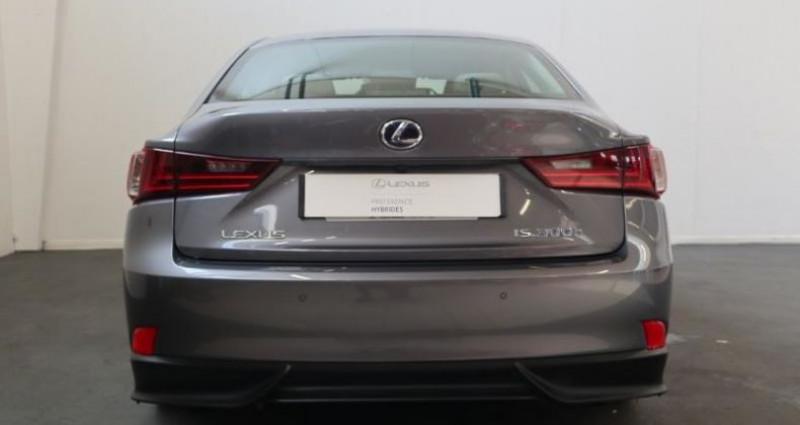 Lexus IS 300h Pack Gris occasion à Aytre - photo n°5