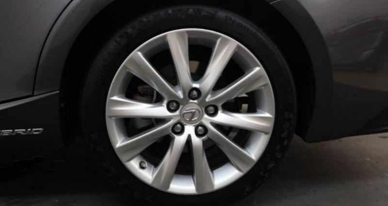 Lexus IS 300h Pack Gris occasion à Aytre - photo n°6