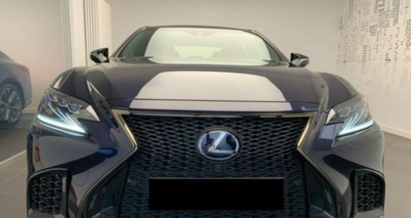 Lexus LS 500h F-Sport Bleu occasion à Montévrain