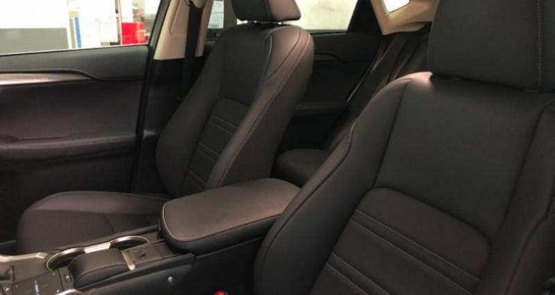 Lexus NX 300h 2WD Design MY21 Gris occasion à Paris - photo n°6