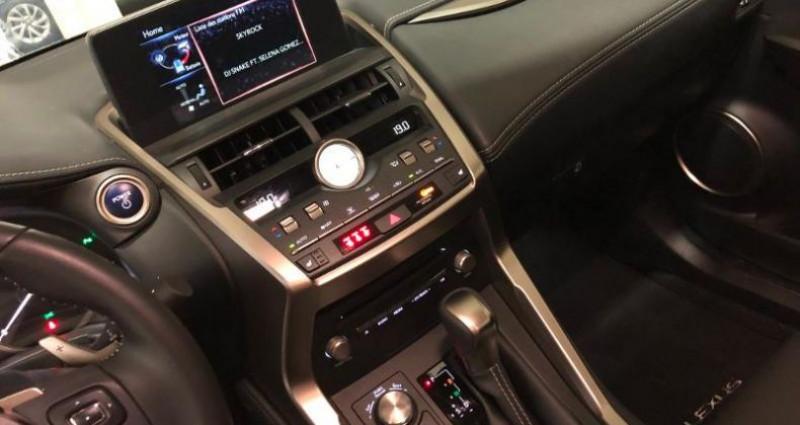 Lexus NX 300h 2WD Design MY21 Gris occasion à Paris - photo n°7