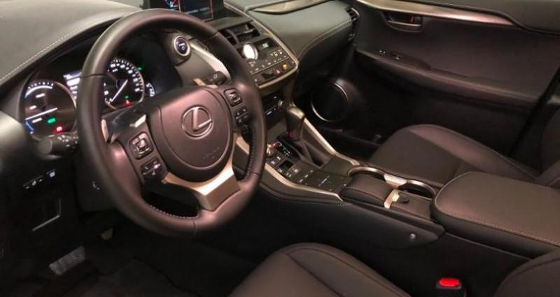 Lexus NX 300h 2WD Design MY21 Gris occasion à Paris - photo n°4