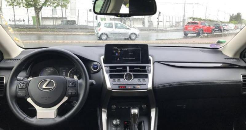 Lexus NX 300h 2WD Pack Gris occasion à Chennevieres Sur Marne - photo n°3