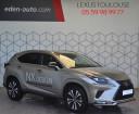 Lexus NX NX 300h 2WD Design 5p Argent à Toulouse 31