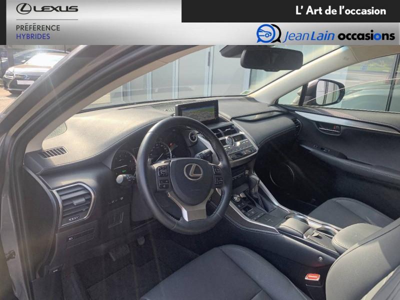 Lexus NX NX 300h 2WD Pack Business 5p Gris occasion à Seyssinet-Pariset - photo n°11