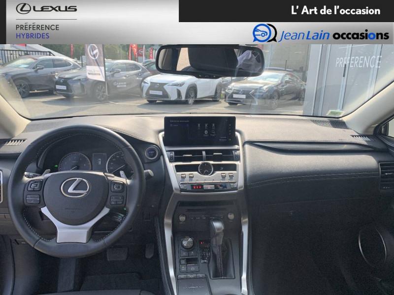 Lexus NX NX 300h 2WD Pack Business 5p Gris occasion à Seyssinet-Pariset - photo n°18