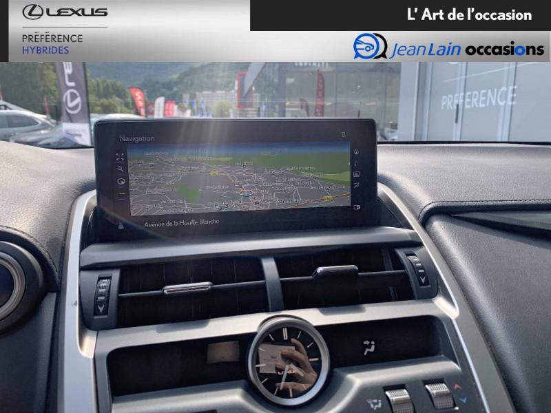 Lexus NX NX 300h 2WD Pack Business 5p Gris occasion à Seyssinet-Pariset - photo n°15
