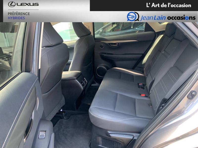 Lexus NX NX 300h 2WD Pack Business 5p Gris occasion à Seyssinet-Pariset - photo n°17