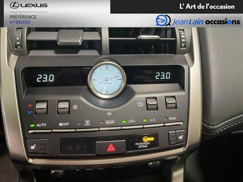 Lexus NX NX 300h 2WD Sport Edition 5p Gris occasion à Meythet - photo n°14