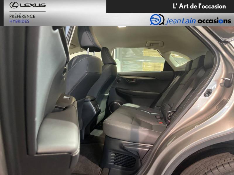 Lexus NX NX 300h 2WD Sport Edition 5p Gris occasion à Meythet - photo n°17